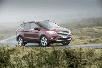 2017 Ford Kuga - UK version 32