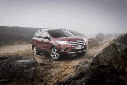 2017 Ford Kuga - UK version 35