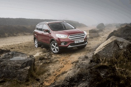 2017 Ford Kuga - UK version 37