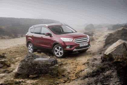 2017 Ford Kuga - UK version 39