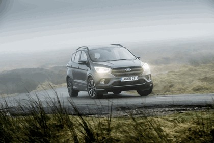 2017 Ford Kuga - UK version 44