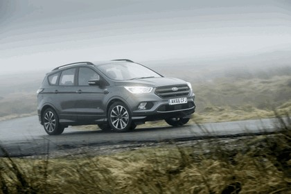 2017 Ford Kuga - UK version 46
