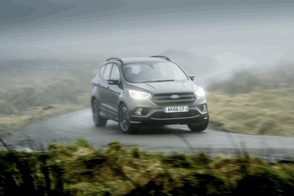 2017 Ford Kuga - UK version 49