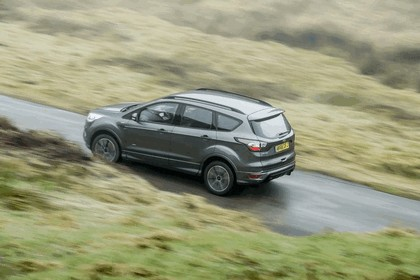 2017 Ford Kuga - UK version 52