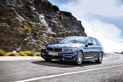 2017 BMW 530d xDrive Touring 9