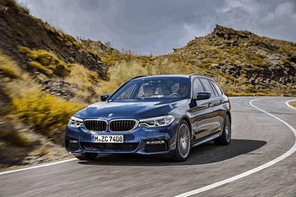 2017 BMW 530d xDrive Touring 12