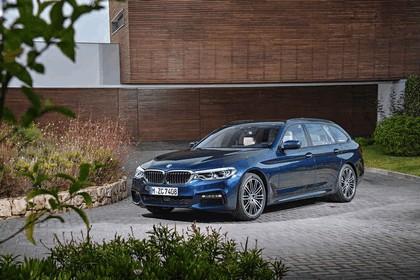 2017 BMW 530d xDrive Touring 18
