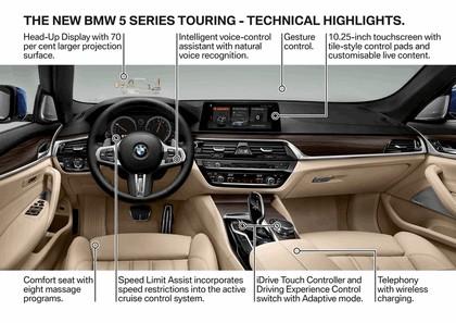 2017 BMW 530d xDrive Touring 61