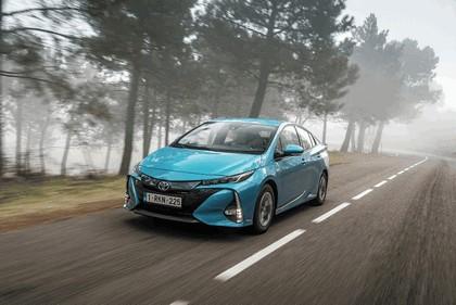2017 Toyota Prius Plug-in Hybrid 1