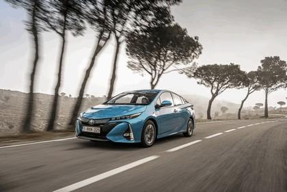 2017 Toyota Prius Plug-in Hybrid 4