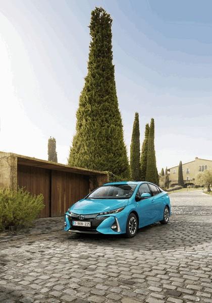 2017 Toyota Prius Plug-in Hybrid 36
