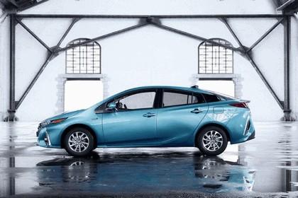 2017 Toyota Prius Plug-in Hybrid 50