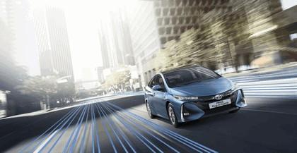 2017 Toyota Prius Plug-in Hybrid 55