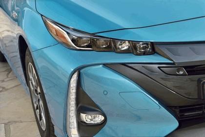 2017 Toyota Prius Plug-in Hybrid 70