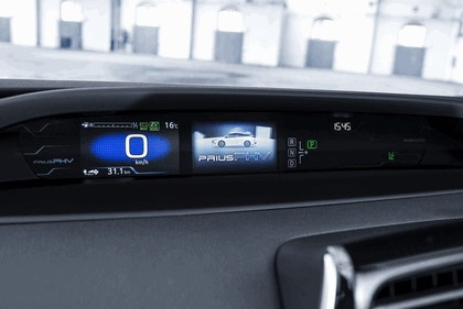 2017 Toyota Prius Plug-in Hybrid 110