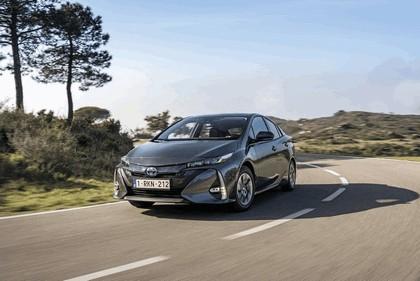 2017 Toyota Prius Plug-in Hybrid 135