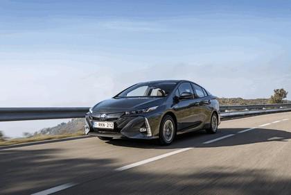 2017 Toyota Prius Plug-in Hybrid 136