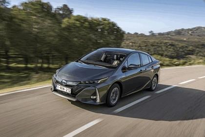 2017 Toyota Prius Plug-in Hybrid 139