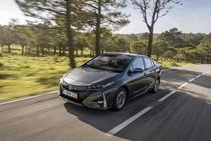 2017 Toyota Prius Plug-in Hybrid 140