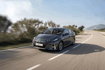 2017 Toyota Prius Plug-in Hybrid 150