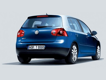 2007 Volkswagen Golf Tour 2