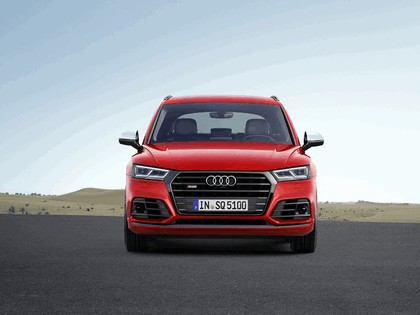 2017 Audi SQ5 3.0 TFSI 2