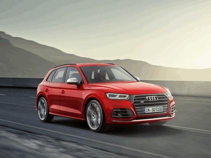 2017 Audi SQ5 3.0 TFSI 4