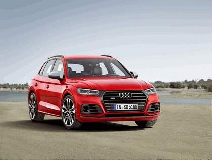 2017 Audi SQ5 3.0 TFSI 5