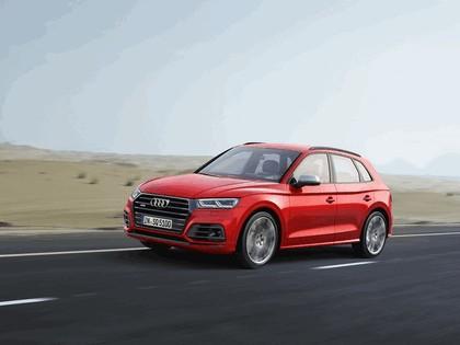2017 Audi SQ5 3.0 TFSI 7