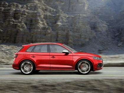 2017 Audi SQ5 3.0 TFSI 9