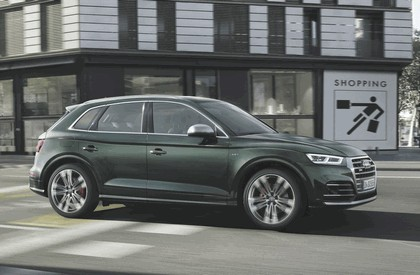 2017 Audi SQ5 3.0 TFSI 14