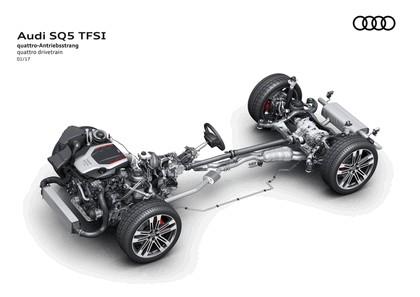 2017 Audi SQ5 3.0 TFSI 20