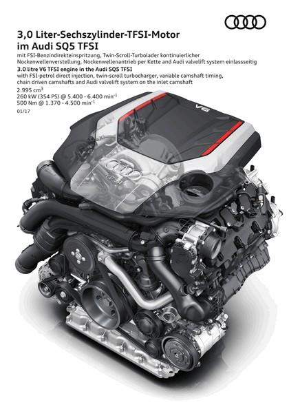 2017 Audi SQ5 3.0 TFSI 23
