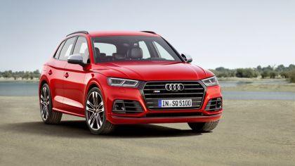 2017 Audi SQ5 3.0 TFSI 1