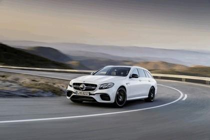 2017 Mercedes-AMG E 63 S 4Matic+ Estate 1