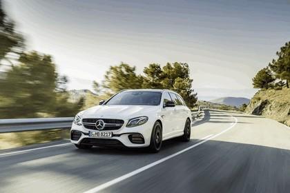 2017 Mercedes-AMG E 63 S 4Matic+ Estate 4