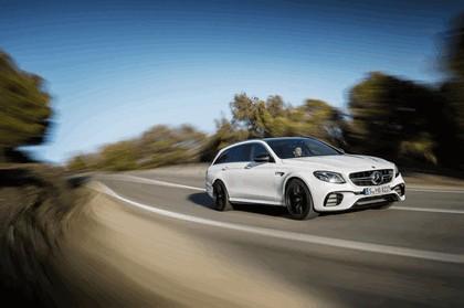 2017 Mercedes-AMG E 63 S 4Matic+ Estate 7