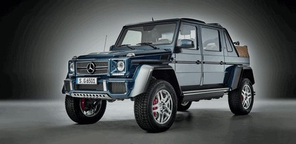 2017 Mercedes-Maybach G 650 Landaulet 10