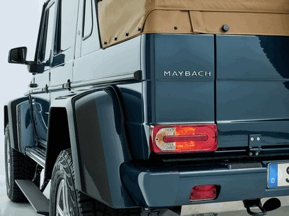 2017 Mercedes-Maybach G 650 Landaulet 12