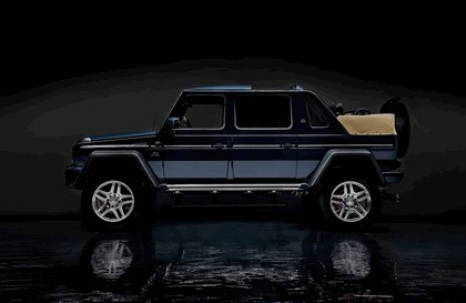 2017 Mercedes-Maybach G 650 Landaulet 14