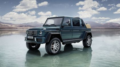 2017 Mercedes-Maybach G 650 Landaulet 6