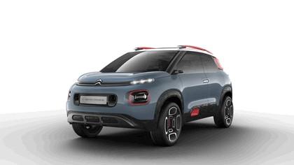 2017 Citroën C-Aircross concept 1