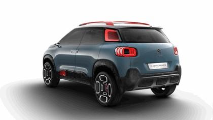 2017 Citroën C-Aircross concept 3