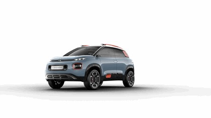 2017 Citroën C-Aircross concept 4