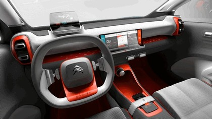 2017 Citroën C-Aircross concept 5