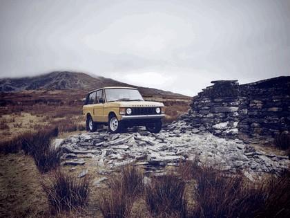 1978 Land Rover Range Rover 3-door - UK version 1