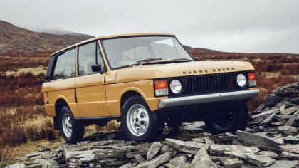 1978 Land Rover Range Rover 3-door - UK version 5