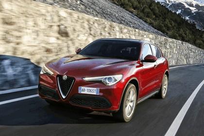 2017 Alfa Romeo Stelvio 42