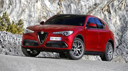 2017 Alfa Romeo Stelvio 8