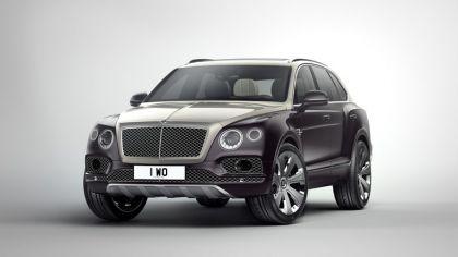 2017 Bentley Bentayga Mulliner 4